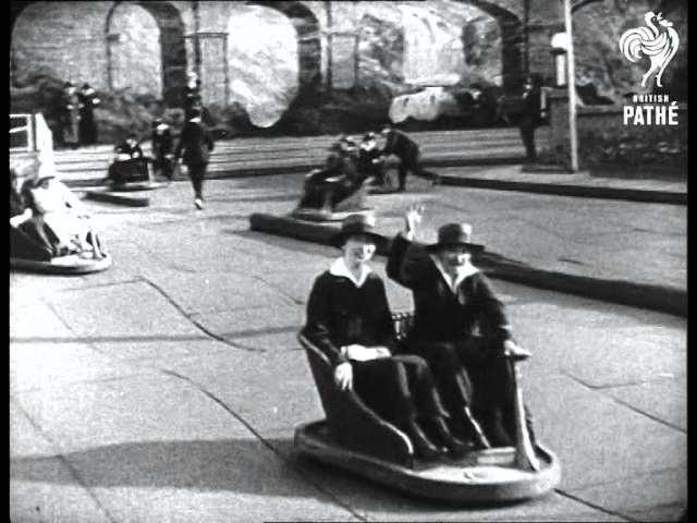 Watch New Yorkers Enjoy Coney Island In The 30s