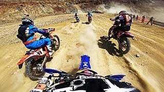Erzbergrodeo 2018 - Red Bull Hare Scramble | First row to 13th place | Blake Gutzeit