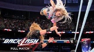 FULL MATCH - Nia Jax vs. Alexa Bliss – Raw Women's Championship Match: WWE Backlash 2018