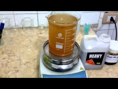 نسخة عن CLEANALL HEAVY efficiency with heavy fuel oil no 6شركة بترول العالم