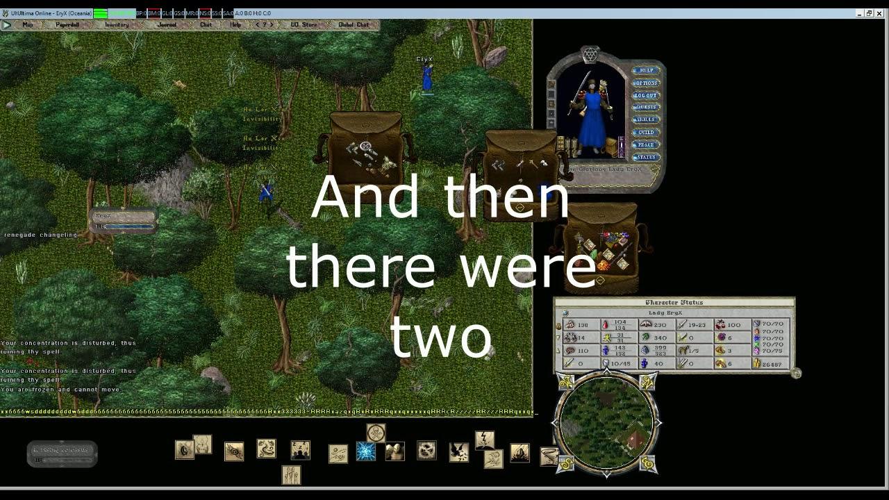 Level 7 Ilshenar Treasure Map Solo Ultima Online