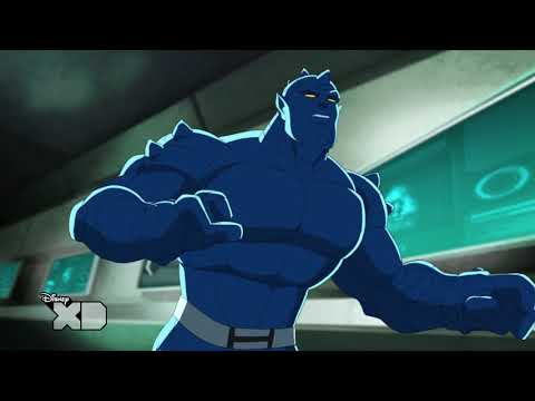 Hulk and the Agents of S.M.A.S.H. | Hulk Busted | Disney XD