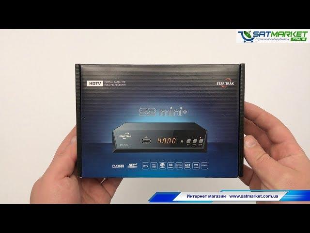 Видео обзор Star Trak S2 mini plus