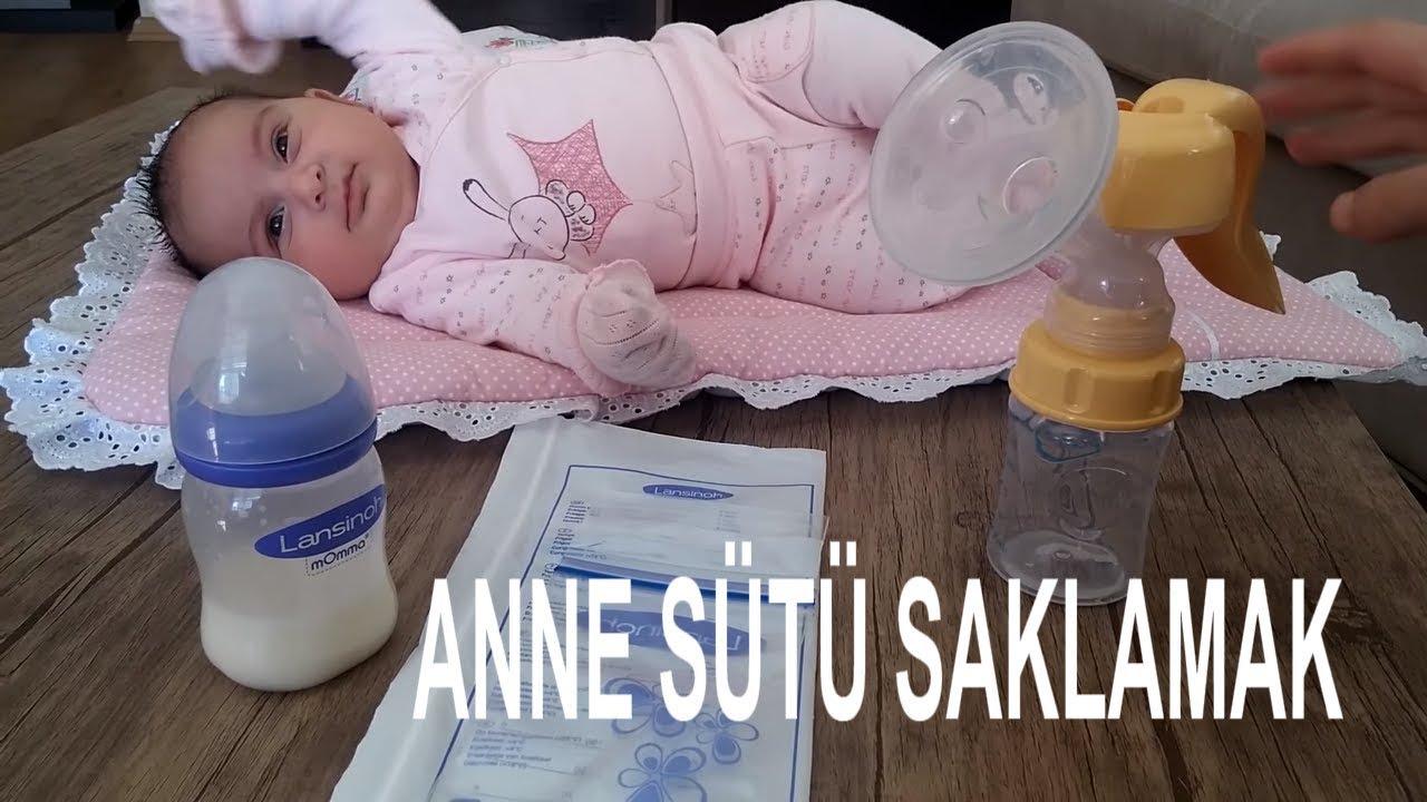 Anne Sütü Sağıldıktan Sonra Ne Kadar Bekletilmeli