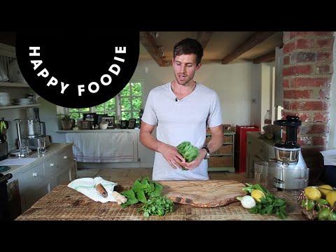 Best Vegetables For Juicing  | Andrew Cooper's Juiceman