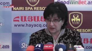 Slaq am Հայաստանում  բնակչության թվաքանակի ժողովրդագրական ծերացում կա  Կարինե Կույումջյան