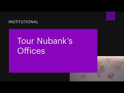 Tour Nubank's Offices