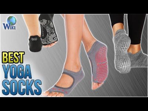 10 Best Yoga Socks 2018