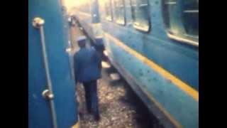 Southerner train Dec82