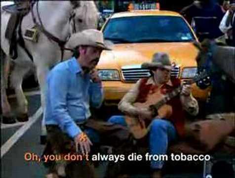 Truth singing cowboy