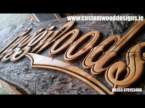 Custom Wood Designs Creative Woodworking 2016