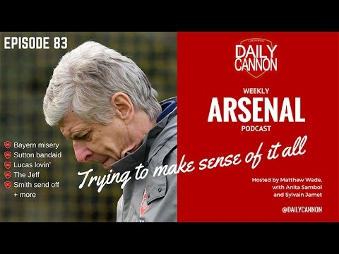 Arsenal weekly review episode 83
