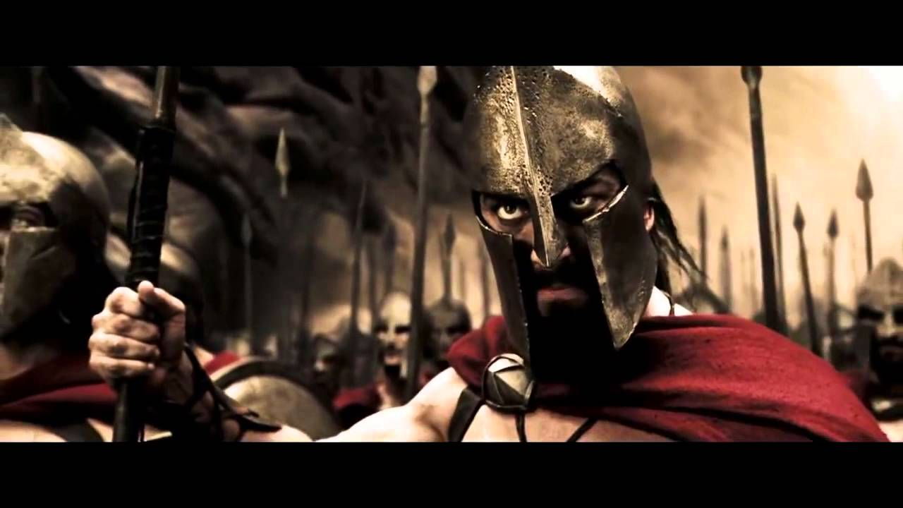 300 SpartansThis is where we hold them  YouTube