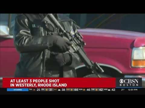 Multiple People Shot, 1 Dead In Westerly, Rhode Island Shooting