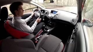 Ford Fiesta Black Edition - POV Drive