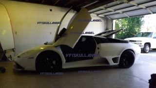 Lamborghini Murcielago LP640 Replica DONE RIGHT!!!