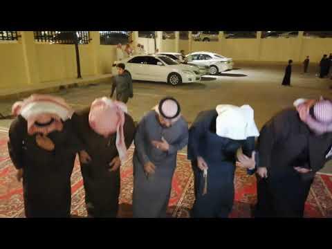 لعب شهري في حفل زواج علي بن محمد بركات #آل_العلاء الشهري
