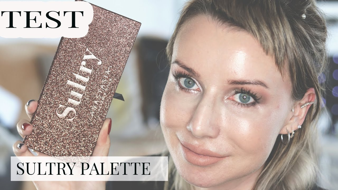 SULTRY Palette ANASTASIA Beverly Hills TEST NA ŻYWO + FENTY Stunna Lip Paint