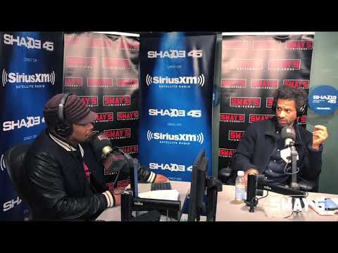 Touré Talks About His New Podcast and Allegations of Russell Simmons, Matt Lauer & Brett Ratner
