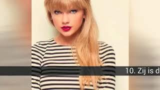 De grootste prestaties van Taylor Swift