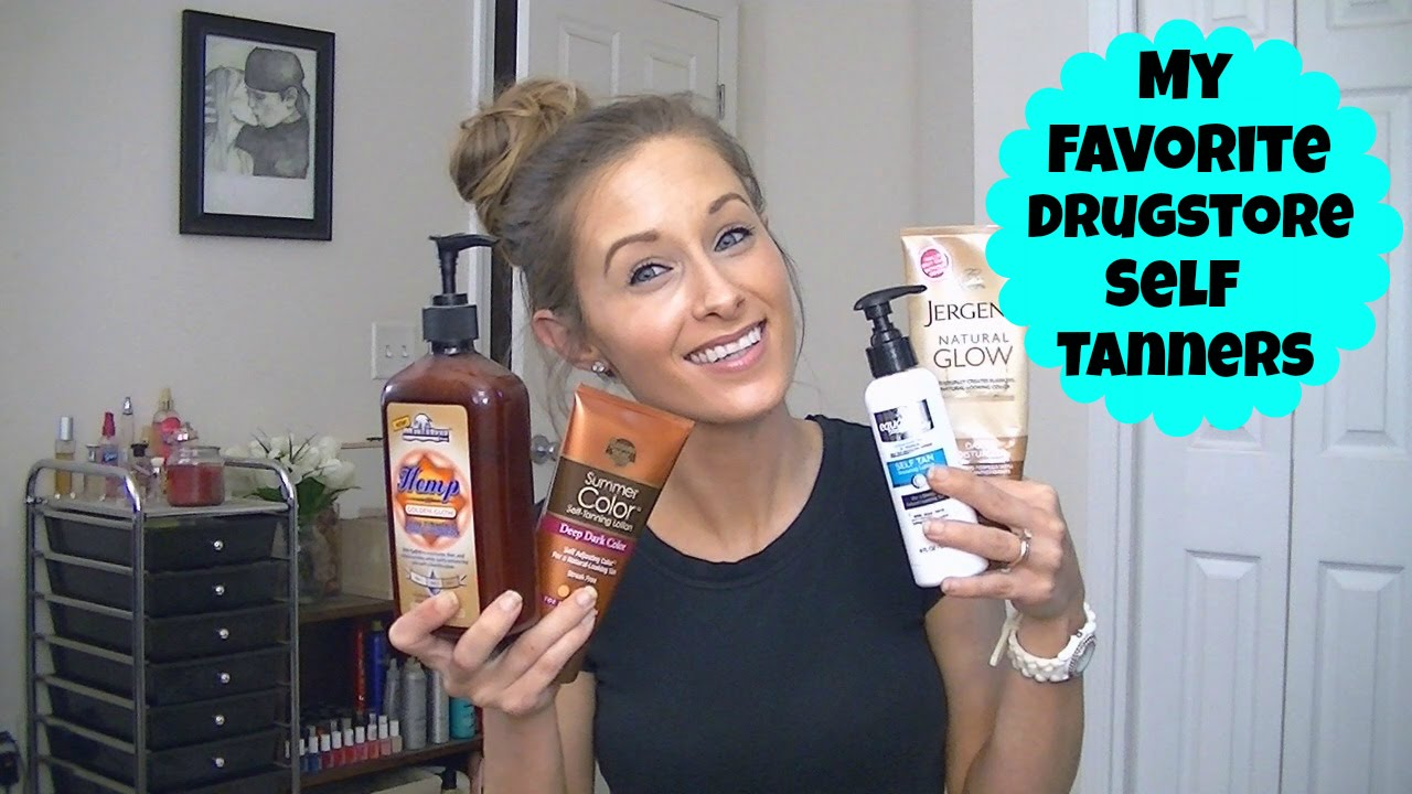 Best Drugstore Self Tanners  31ad1a657900