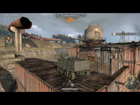 Crossout Gameplay #Map error 666/
