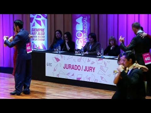 World Tango Festival and Championship opens in Buenos Aires