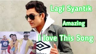 REACTION Siti Badriah Lagi Syantik Pretty Full official music video