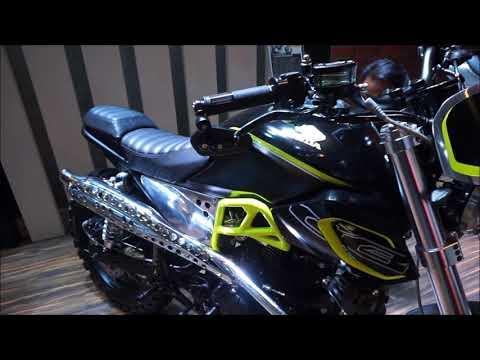 Intip Model Modifikasi Honda CB150 Verza, Buat Inspirasi Modif!