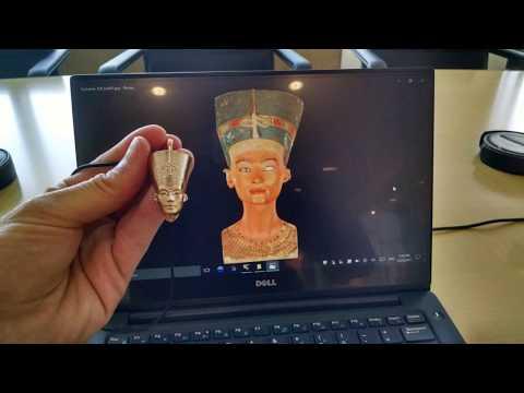 FOIA Inspection of Nefertiti 3D Scan