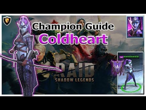 RAID Shadow Legends   Champion Guide   Coldheart 2.0 UPDATED