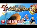 🔴 ONE PIECE TRASURE CRUISE LIVE