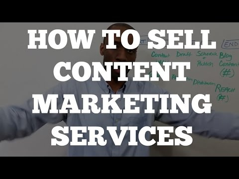 Digital Marketing Consulting | How to Sell Content Marketing Services