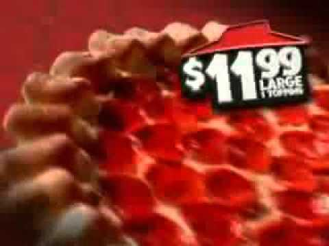 pizza hut commercial cheesy bites 2007 youtube
