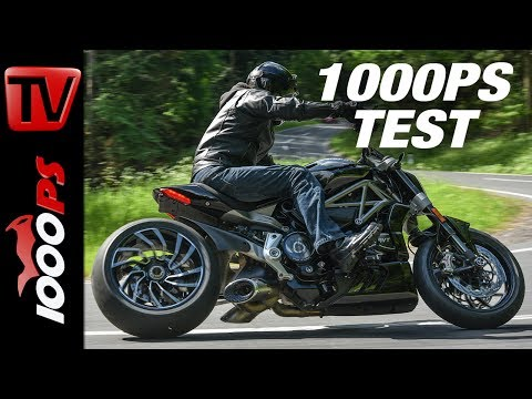 Ducati XDiavel S TuneUp - Rizoma ohne Ende - Test