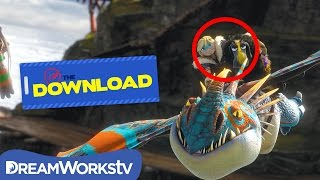 5 Secret EASTER EGGS Hidden in DreamWorks Animation Movies | THE DREAMWORKS DOWNLOAD