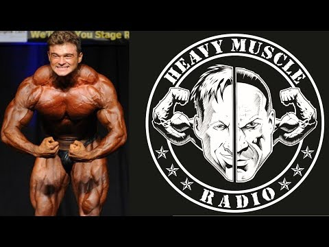 Heavy Muscle Radio (7/24/17)NPC Masters Nationals, Giovanni DelBiondo and more!