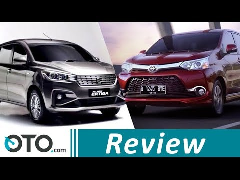 New Ertiga Vs Grand Veloz All Kijang Innova Diesel Bensin Suzuki 2018 Toyota Avanza Review Mana Yang Terbaik Untuk Anda Oto Com