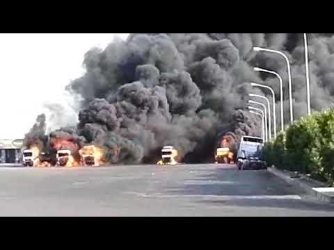 Al khonaini petrol pump Saudi Arabia Jubail