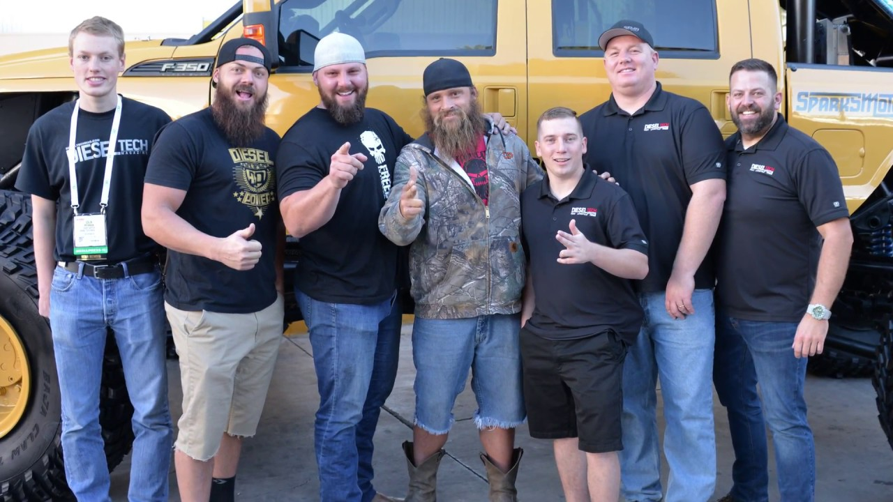 Diesel Brothers Cast >> Sema 2016 Diesel Brothers In The House