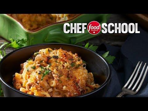 Lynn Crawford's Spanish Mac and Cheese | Chef School
