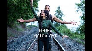 PINJRA - Jasmine Sandlas - Ericka Virk | Dance with Filme