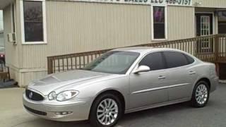 2007 Buick LaCrosse CXS 4Dr.