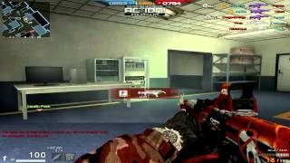 Arctic Combat - Team Deathmatch - Arctic Wind - PC HD Gameplay by SpriteRage93