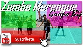 (D.S.)Zumba Merengue - Grupo Bip 2018