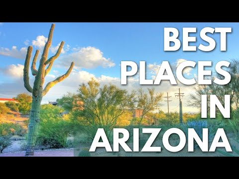 10 Best Travel Destinations in USA Arizona