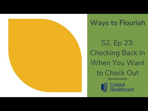 S2, Ep 23 - Checking Back In When You Want To Check Out
