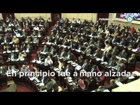 Debate sobre la despenalización aborto en Diputados - 19-04-18 (2 de 2)