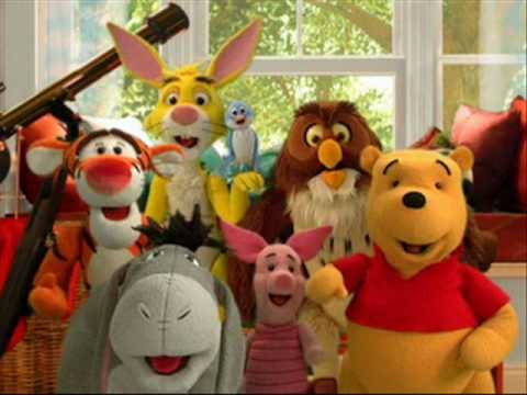 Return to Pooh Corner- Lyrics