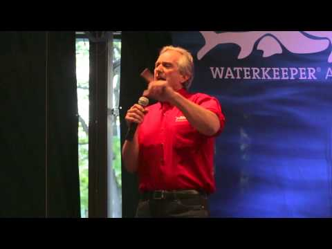 Robert Kennedy, Jr. at Waterkeeper Alliance Annual Conference 2015